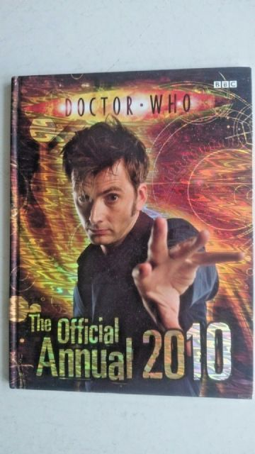 The Official Doctor Who Annual: 2010 by BBC (Hardback, 2009)